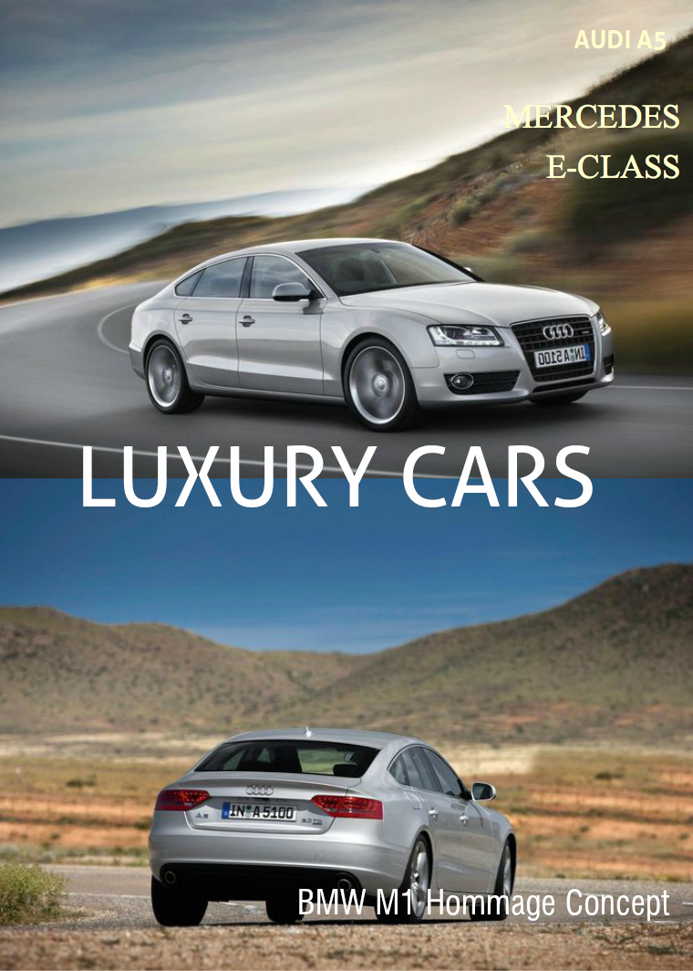 Business News Luxury Cars