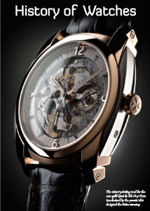 Business News History of Watches