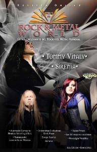 Rock & Metal World () Rock & Metal World 11