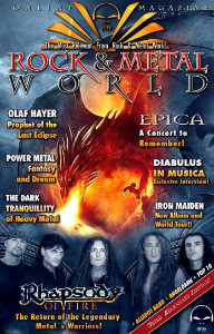 Rock & Metal World () Rock Metal World 3