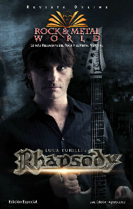 Rock & Metal World 29 () Edición 29: Agosto