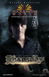 Rock & Metal World 29 () 29th Edition: August