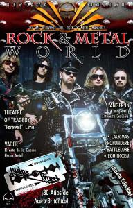 Rock & Metal World () rockmetalmagazine-06-es