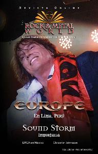Rock & Metal World 32 Noviembre 2012