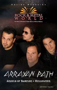 Rock & Metal World July 2013