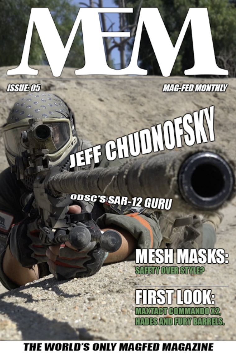 Mag-Fed Monthly Issue 5
