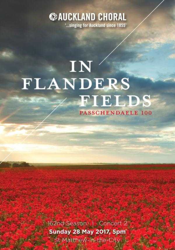 2017 Concert Series In Flanders Fields