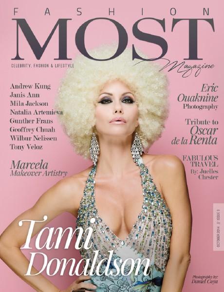 MOST Magazine Fashion Oct'14 ISSUE NO.3