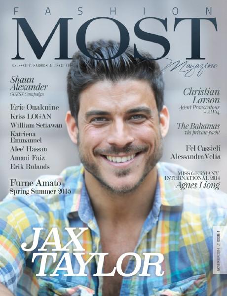 MOST Magazine Fashion NOV'14 ISSUE NO.4