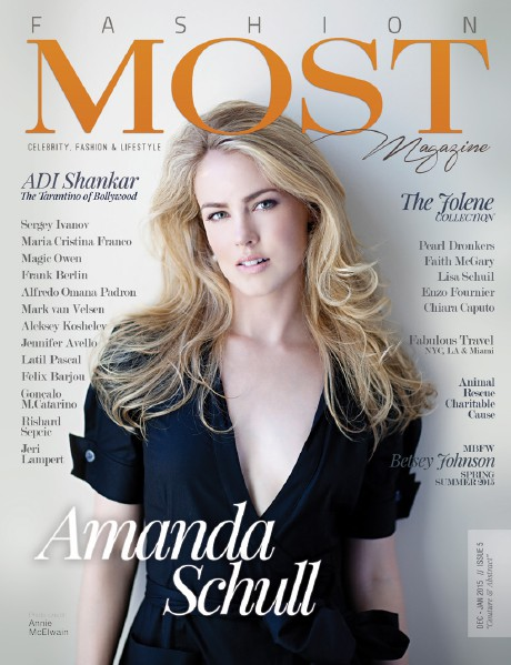 MOST Magazine Fashion DEC-JAN'15 ISSUE NO.5