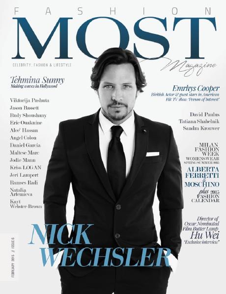 MOST Magazine Fashion FEB'15 ISSUE NO.6