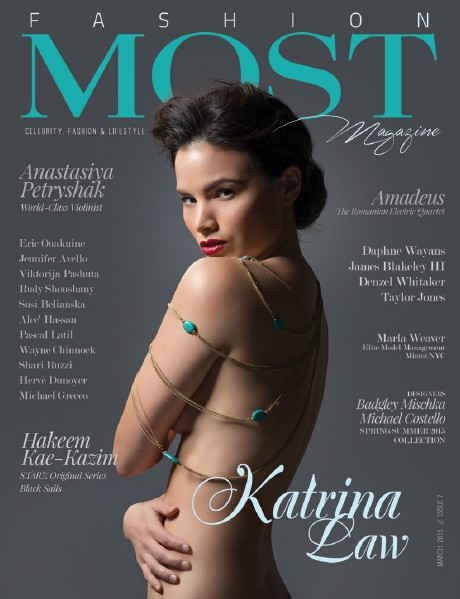 Fashion MAR'15 ISSUE NO.7