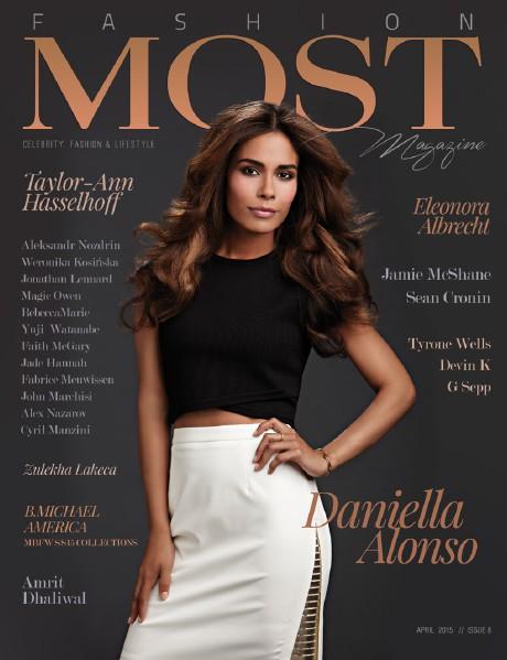 Fashion APR'15 ISSUE NO.8