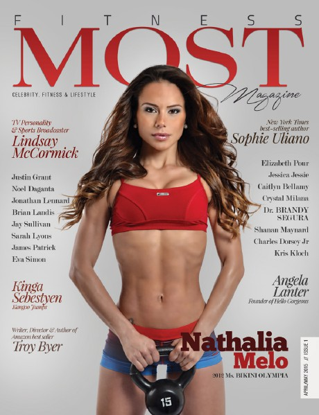 MOST Magazine Fitness APR-MAY'15 ISSUE NO.1