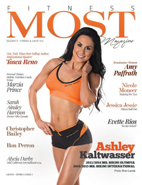MOST Magazine Fitness JUN'15 ISSUE NO.3