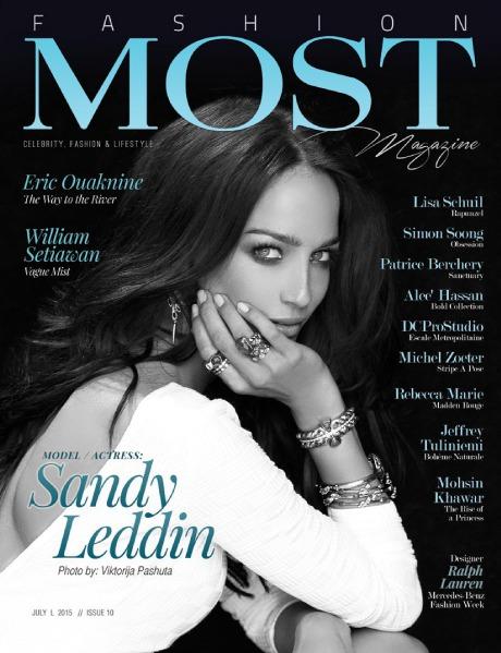 MOST Magazine Fashion JULY'15 ISSUE NO.10