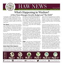 Waxhaw News - The Official Community Publication - Waxhaw, NC
