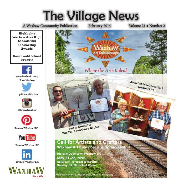 The Village News February 2016