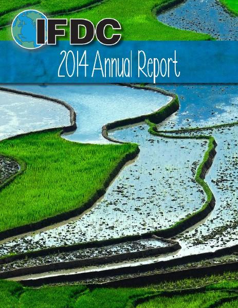 IFDC Annual Report 2014