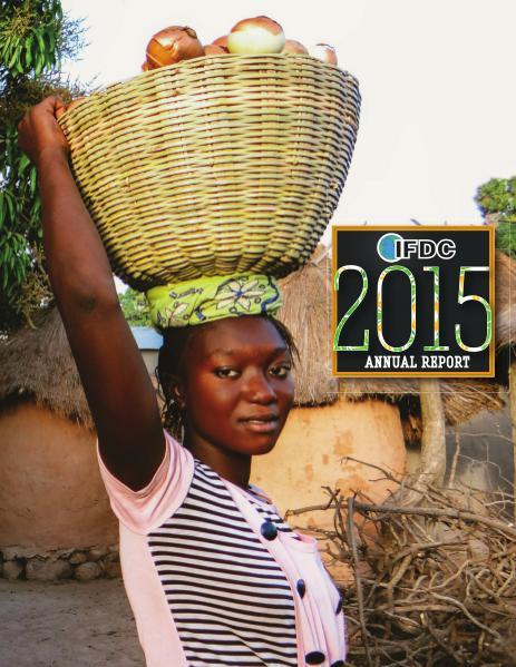 IFDC Annual Report 2015