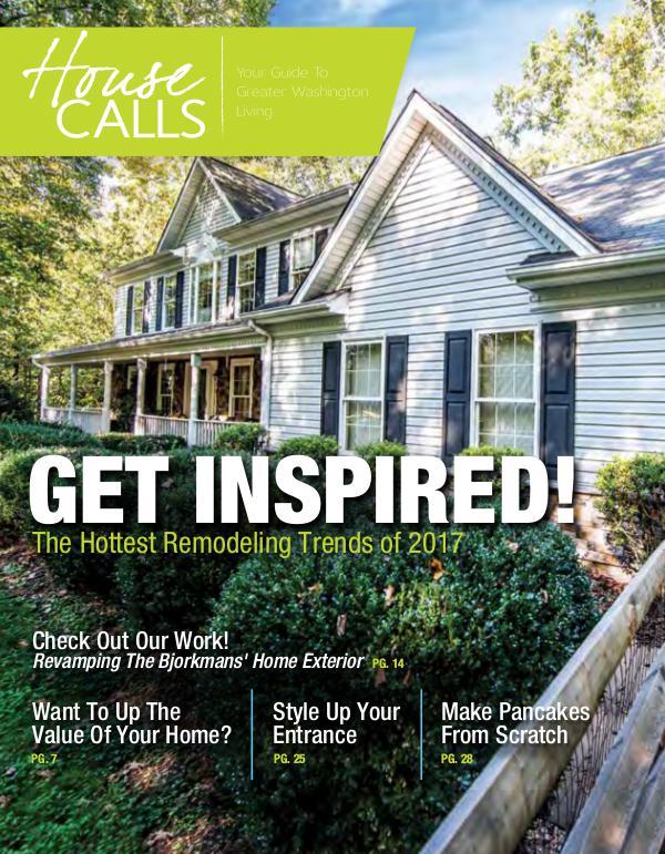 House Calls - Look Book