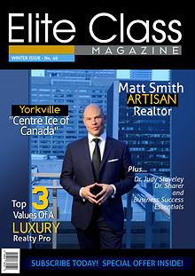 Elite Class Magazine