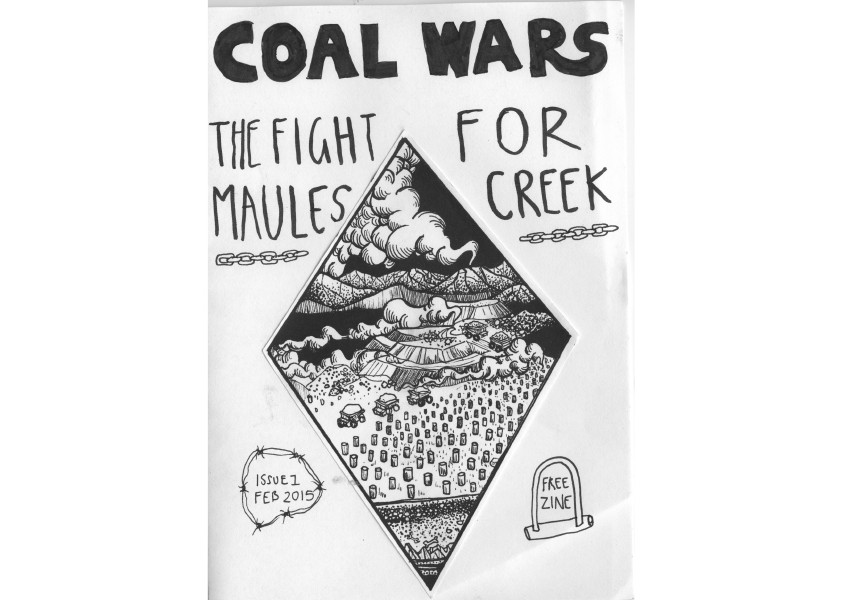 COAL WARS: The Fight For Maules Creek Issue 1 - February 2015