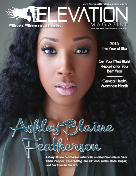 Women's Elevation Magazine January 2015