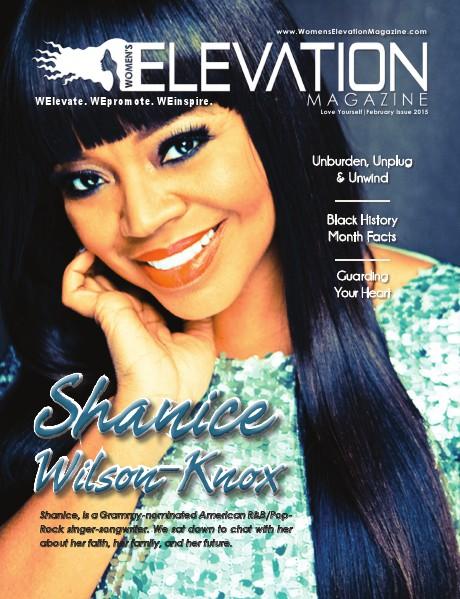 Women's Elevation Magazine February 2015
