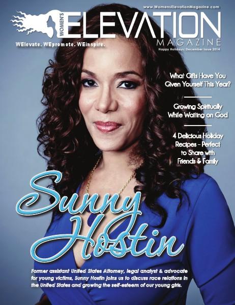 Women's Elevation Magazine December 2014