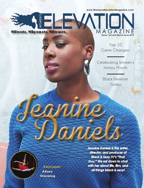 Women's Elevation Magazine March 2015