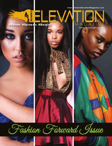 Women's Elevation Magazine April 2015