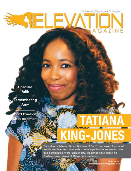Women's Elevation Magazine May 2016