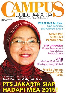 Campus Guide Jakarta