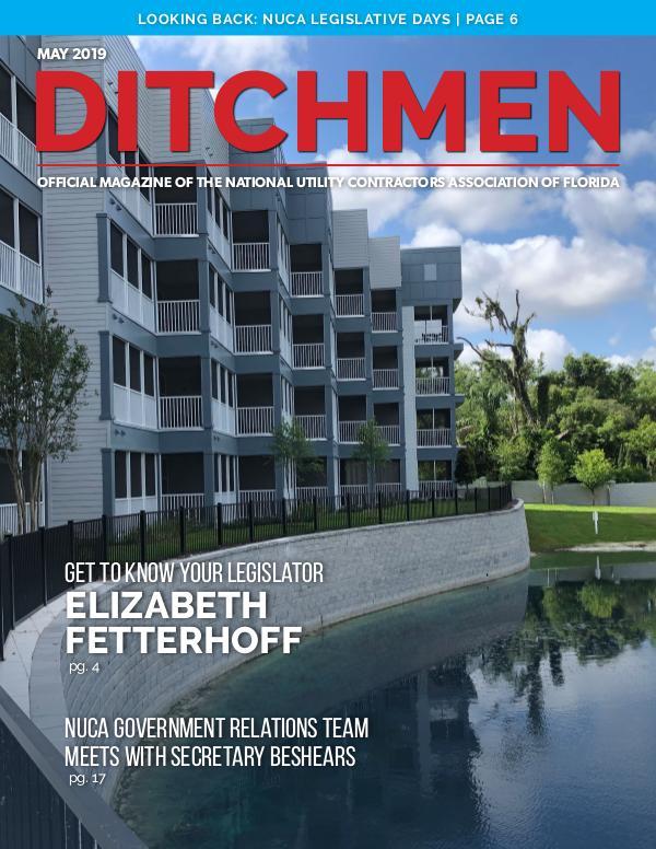 Ditchmen • NUCA of Florida May 2019