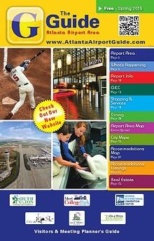 Atlanta Airport Guide Spring 2015