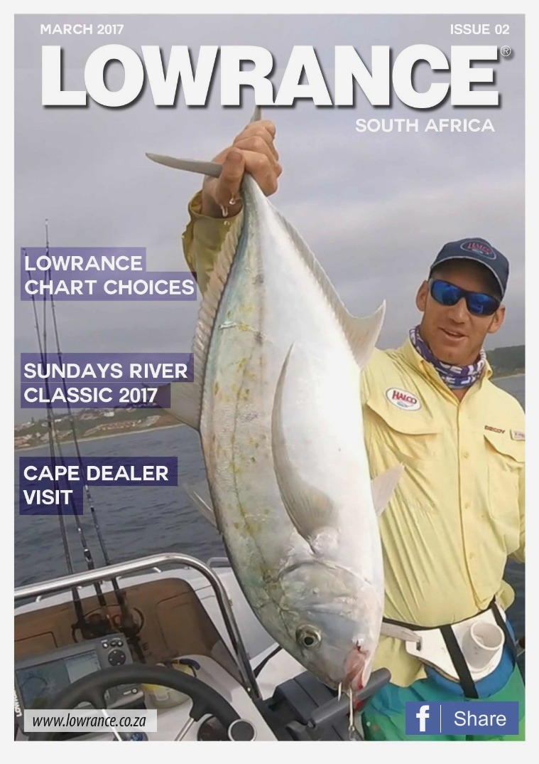 LOWRANCE SOUTH AFRICA Issue 2