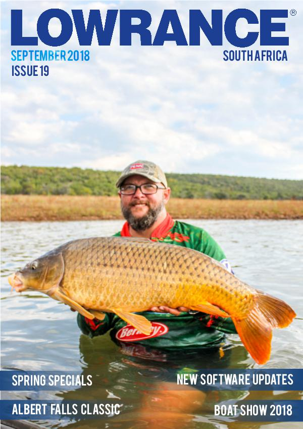 LOWRANCE SOUTH AFRICA Issue 19