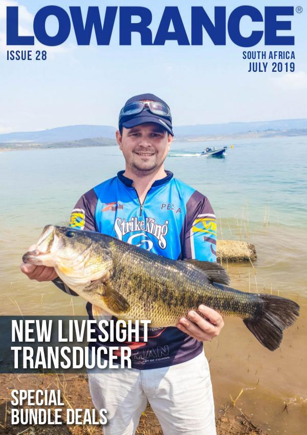 LOWRANCE SOUTH AFRICA Issue 28
