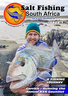 SALT FISHING SOUTH AFRICA