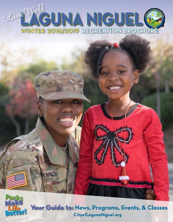 Winter 18-19 Recreation Brochure