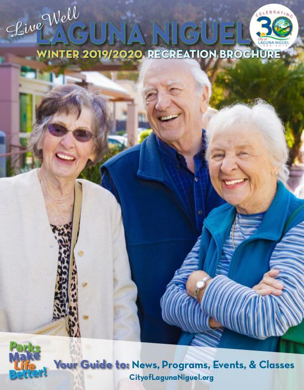 Winter 19/20 Recreation Brochure