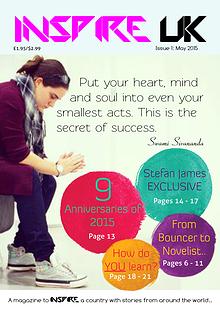 InspireUK Magazine