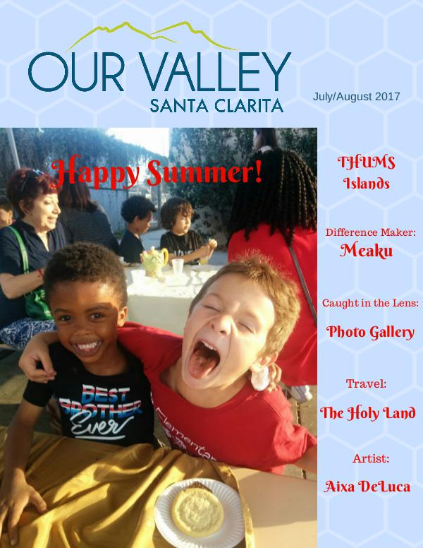 Our Valley Santa Clarita July/August 2017