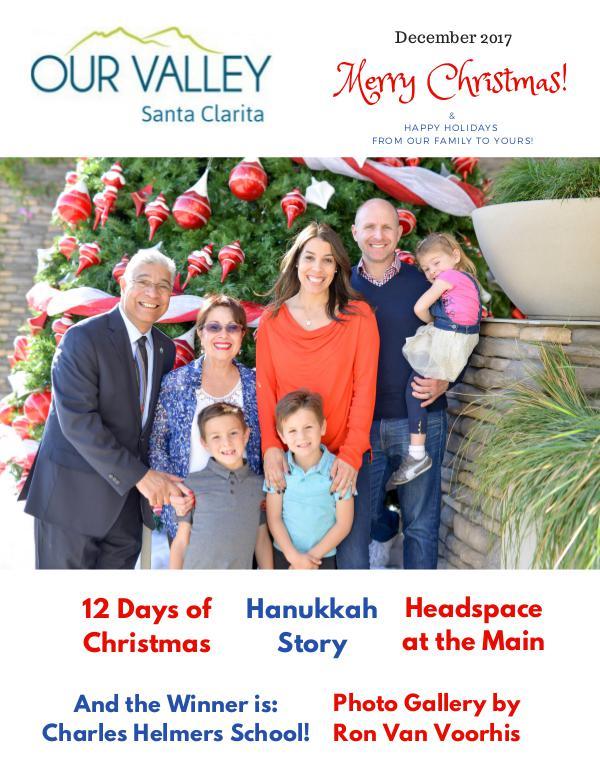 Our Valley Santa Clarita December 2017