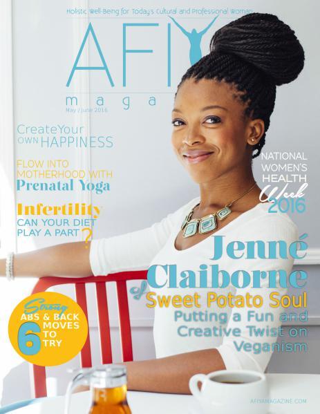AFIYA Magazine May/Jun 2016