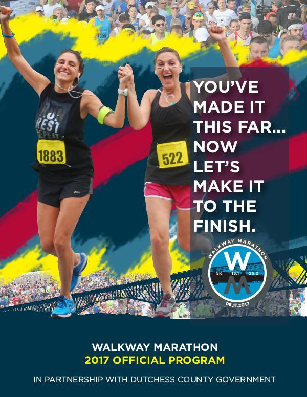 2017 Walkway Marathon Digital Race Packet 2017DigitalRacePacket