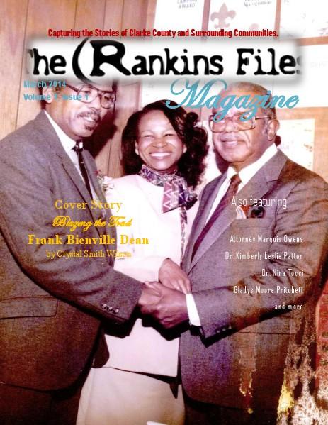 The Rankins Files Magazine Volume 1, Issue I