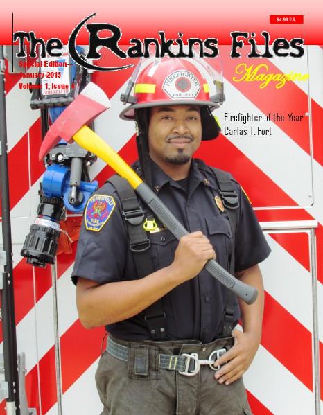 The Rankins Files Magazine Volume 1, Issue 4