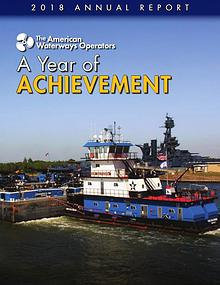 The American Waterways Operators - Annual Reports